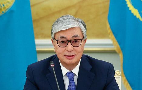 Kassym-Jomart Tokayev président du Kazakhstan