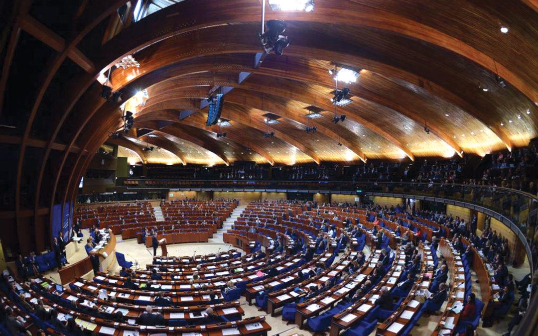 Retour de la Russie au Conseil de l'Europe