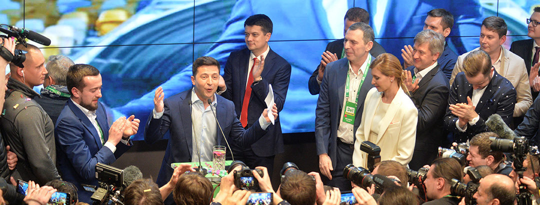 Elections ukrainiennes