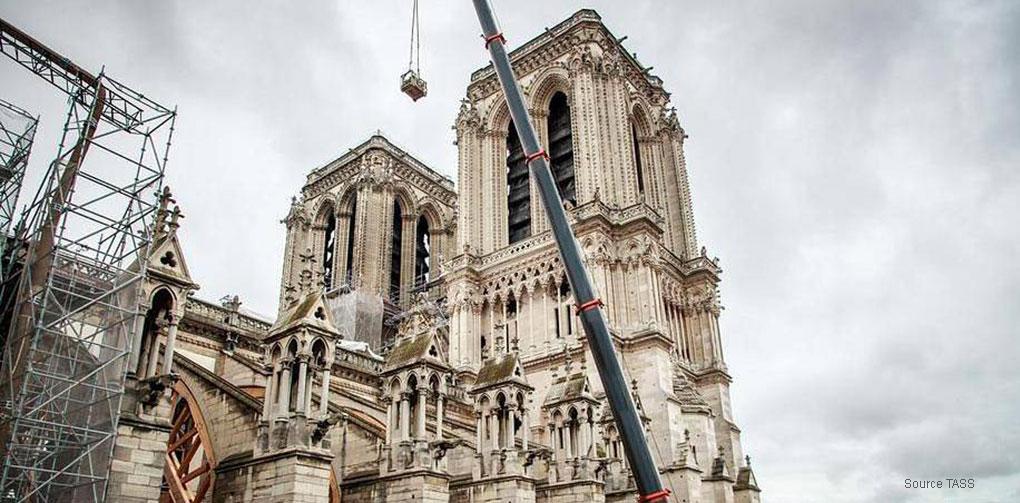 Aide russe pour Notre-Dame ?