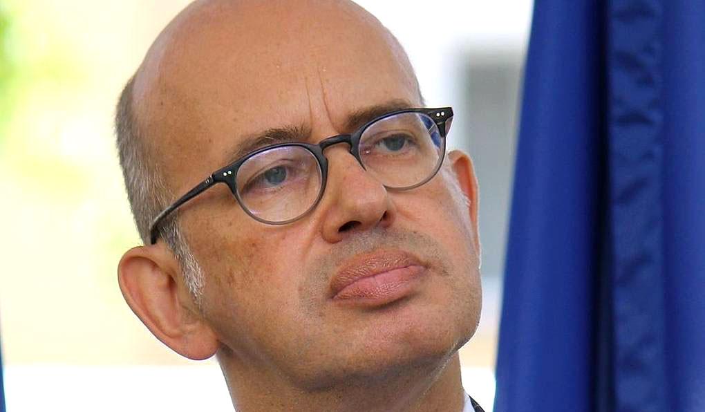 Pierre Lévy, nouvel ambassadeur de France en Russie