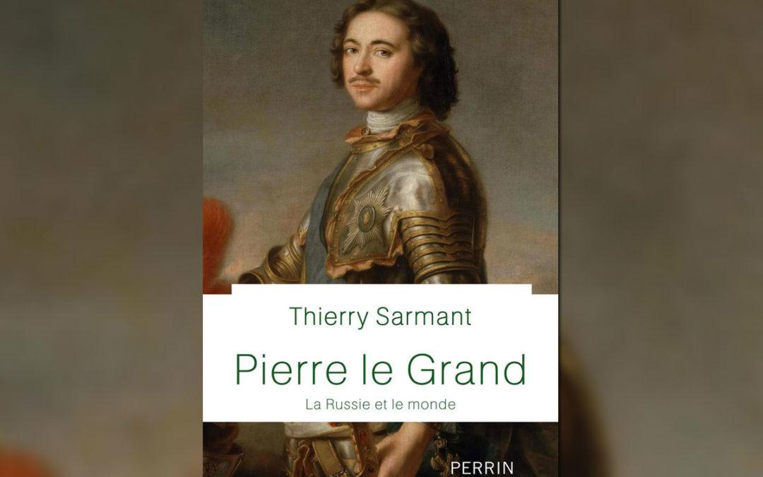 Pierre le Grand ou la naissance de la Russie moderne
