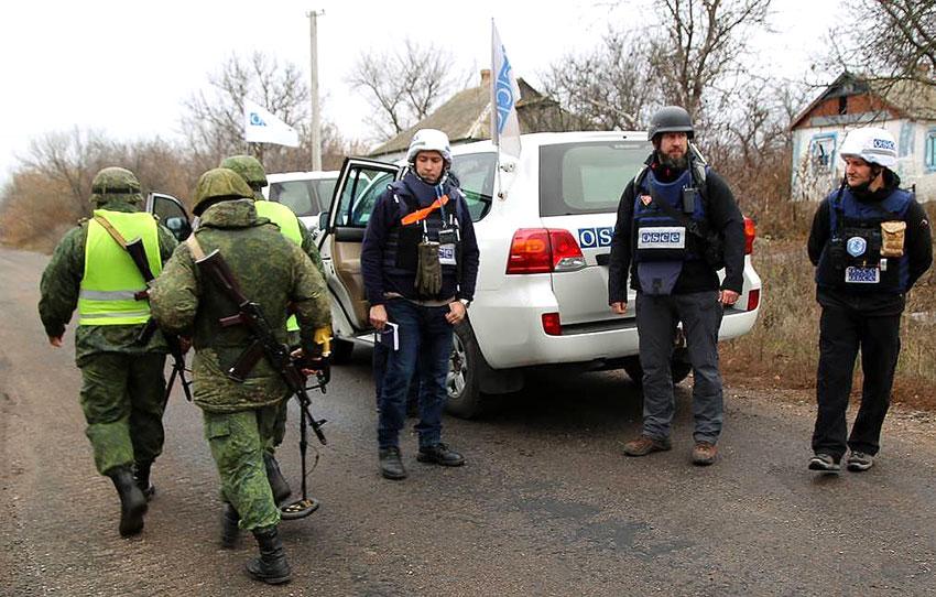 La Russie refuse de participer à un séminaire de l'OSCE