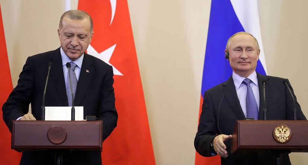 Accord russo-turc sur la Syrie