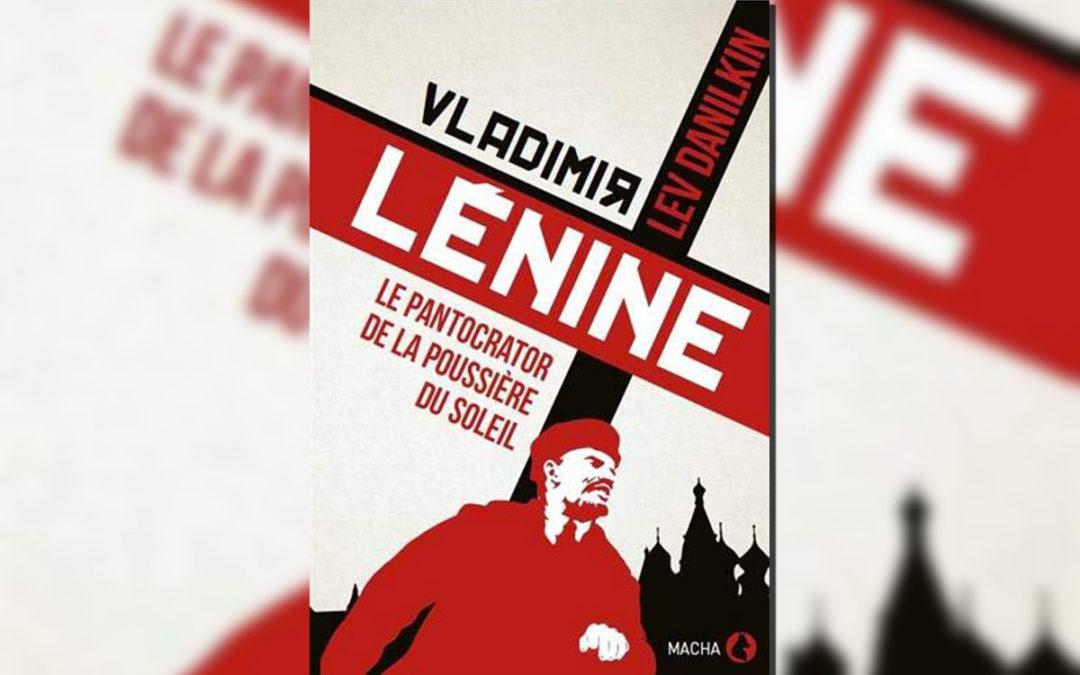Vladimir Lénine, le Pantocrator de la poussière du soleil