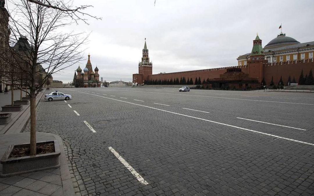 Laisser-passer électronique à Moscou