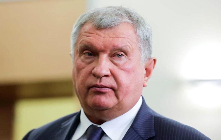 Sechine réélu président de Rosneft