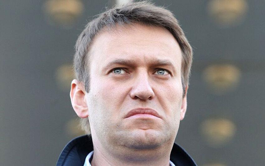 Le grain de sable Navalny