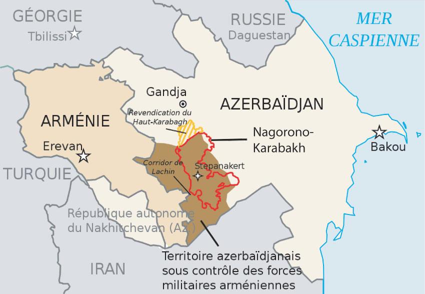 Haut Karabakh, le casse-tête